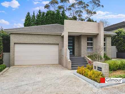 29 Tawmii Place, Castle Hill 2154, NSW House Photo
