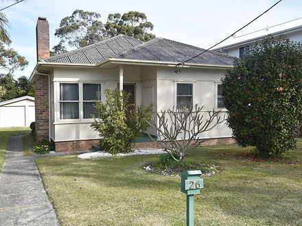 26 Snowden Avenue, Sylvania 2224, NSW House Photo