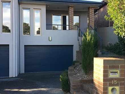 15 Pinnacle Crescent, Bulleen 3105, VIC Townhouse Photo