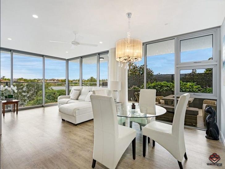ID:21077695/33 Lakefront Crescent, Varsity Lakes 4227, QLD Apartment Photo
