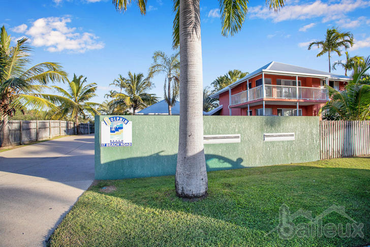 3/17 Beach Road, Dolphin Heads 4740, QLD Unit Photo