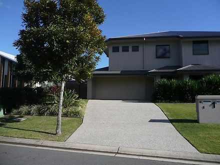 1/1 Silvermaple Street, Robina 4226, QLD Townhouse Photo