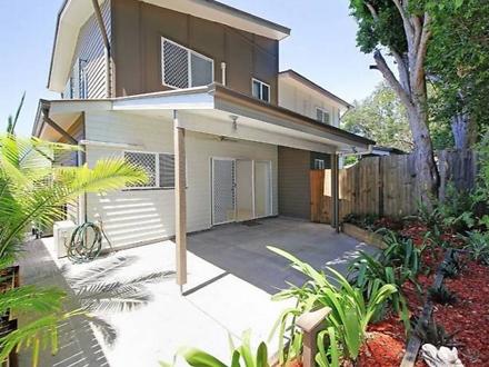 4/96 Dickenson Street, Carina 4152, QLD Townhouse Photo