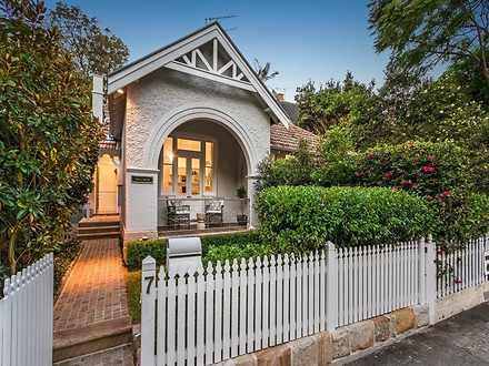 7 The Crescent, Mosman 2088, NSW House Photo