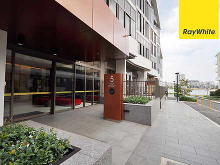 702/5 Half Street, Wentworth Point 2127, NSW Apartment Photo