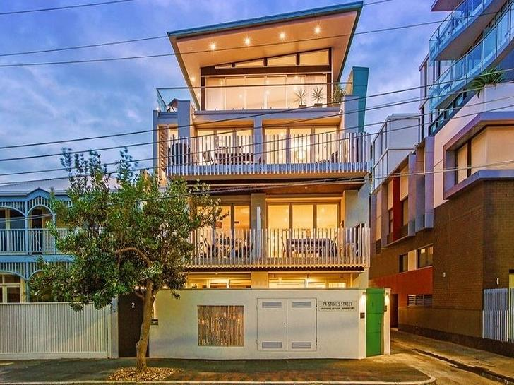 1/74 Stokes Street, Port Melbourne 3207, VIC Apartment Photo