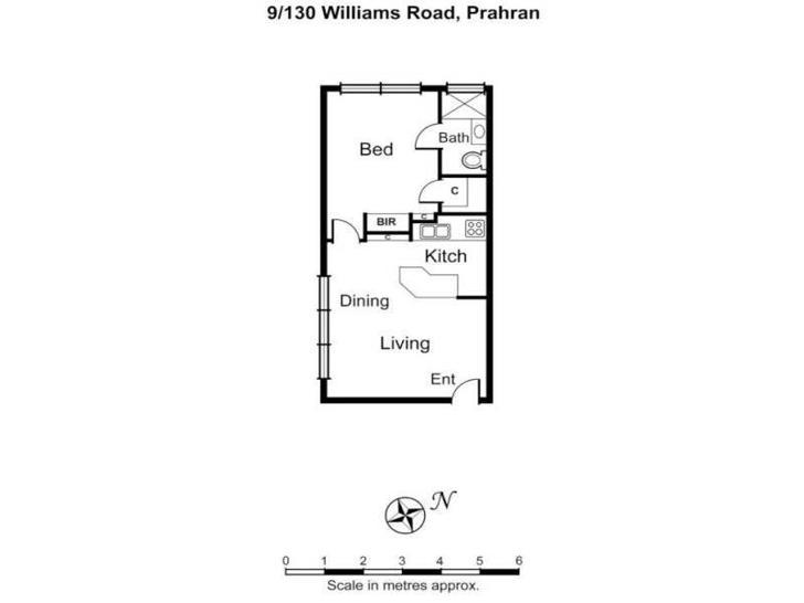9/130 Williams Road, Prahran 3181, VIC Apartment Photo