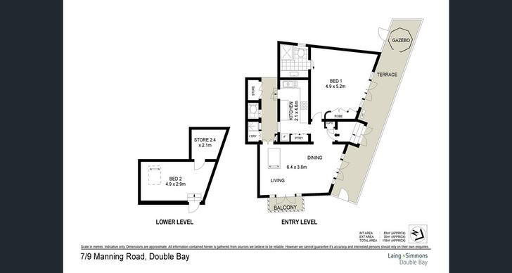 7/9 Manning Road, Double Bay 2028, NSW Apartment Photo