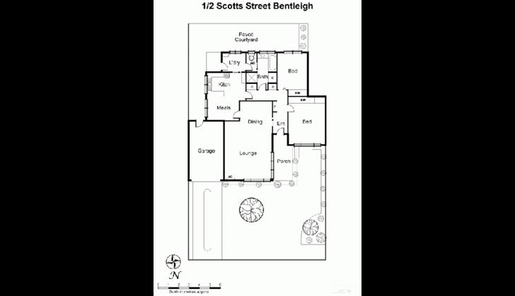 1/2 Scotts Street, Bentleigh 3204, VIC Villa Photo