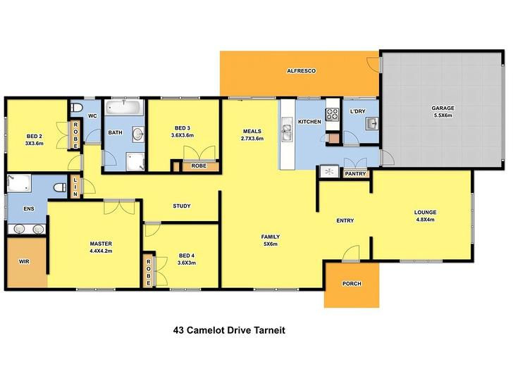 43 Camelot Drive, Tarneit 3029, VIC House Photo