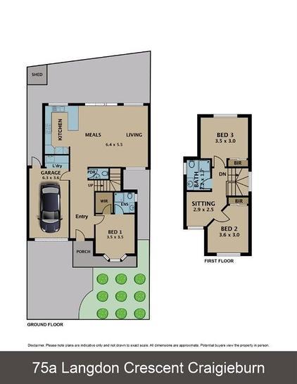 75A Langdon Crescent, Craigieburn 3064, VIC House Photo