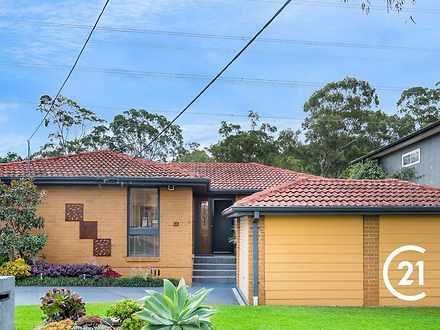 14 Mitumba Road, Seven Hills 2147, NSW House Photo