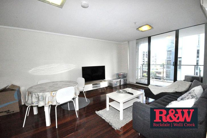 A605/35 Arncliffe Street, Wolli Creek 2205, NSW Apartment Photo
