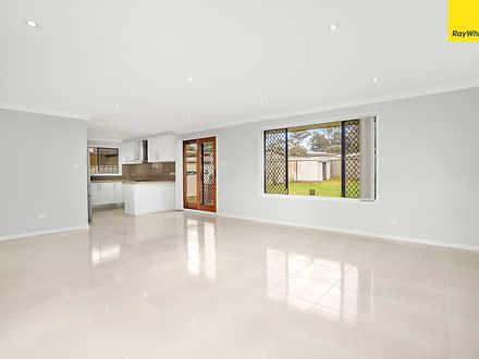 52 Nellie Stewart Drive, Doonside 2767, NSW House Photo