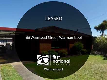 66 Wanstead Street, Warrnambool 3280, VIC House Photo