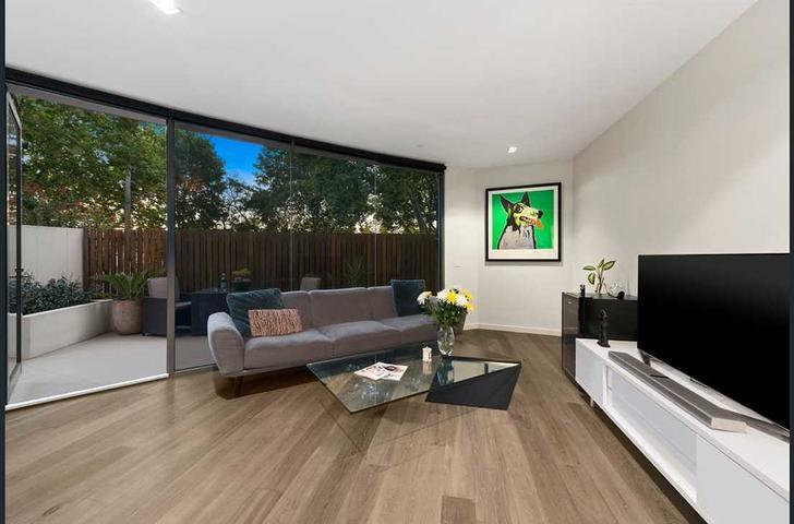 1/119 Alexandra Avenue, South Yarra 3141, VIC Apartment Photo