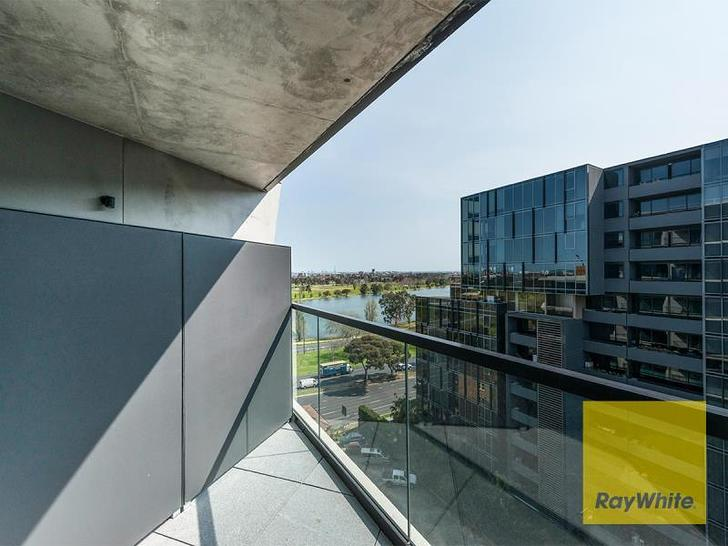 812/77 Queens Road, Melbourne 3004, VIC Apartment Photo