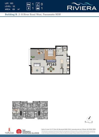 902/6 River Road West, Parramatta 2150, NSW Apartment Photo