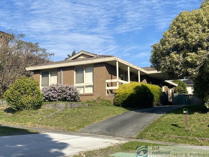 46 Joseph Banks Crescent, Endeavour Hills 3802, VIC House Photo