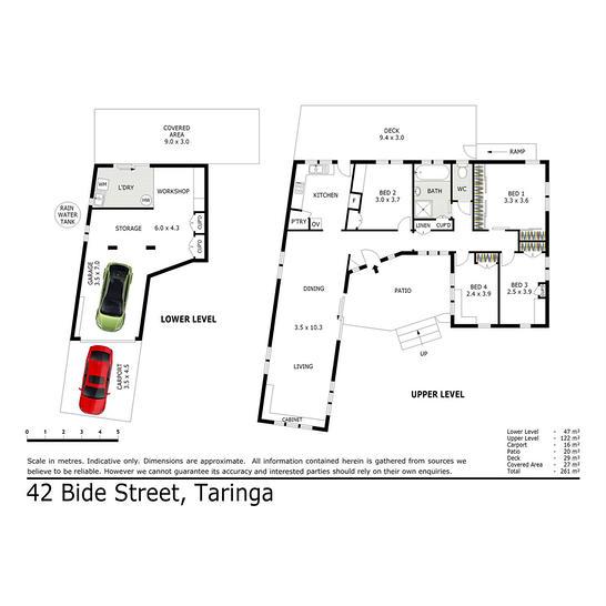 42 Bide Street, Taringa 4068, QLD House Photo