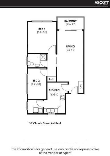 1/7 Church Street, Ashfield 2131, NSW Apartment Photo