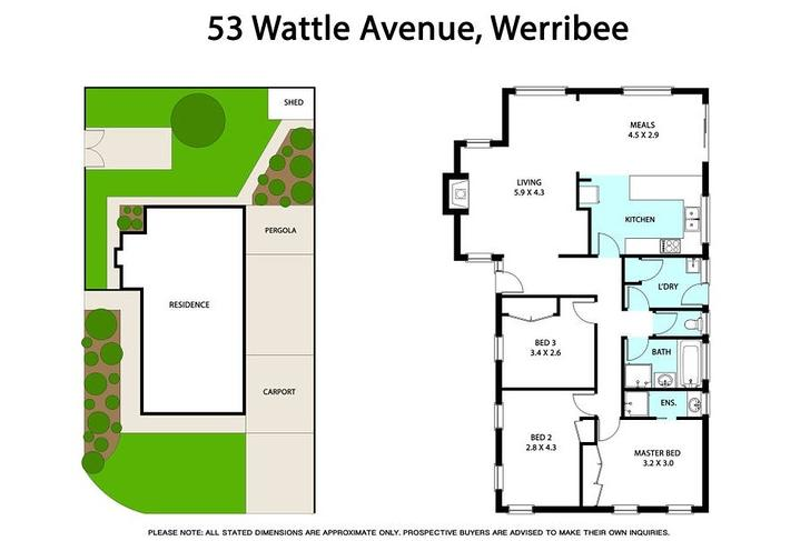 53 Wattle Avenue, Werribee 3030, VIC House Photo