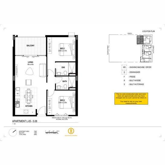 505/3 Fourth Street, Bowden 5007, SA Apartment Photo