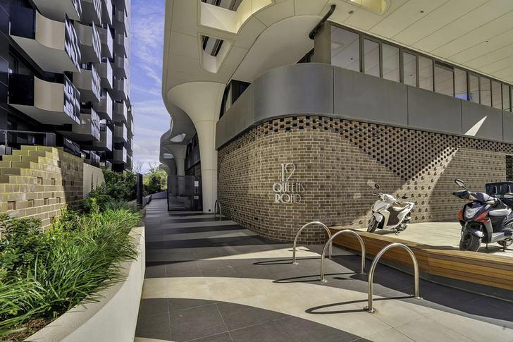 207/12 Queens Road, Melbourne 3004, VIC Apartment Photo