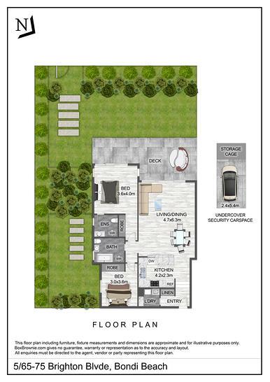 5/65-75 Brighton Boulevarde, Bondi Beach 2026, NSW Apartment Photo