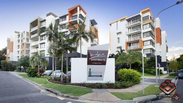 West End 4101, QLD Apartment Photo