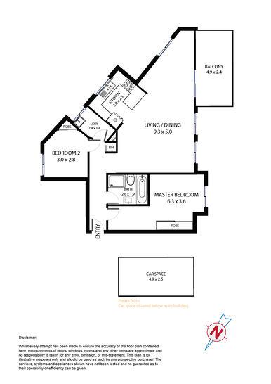 59/2 Wentworth Avenue, Toongabbie 2146, NSW Apartment Photo