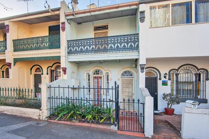 73 Cope Street, Redfern 2016, NSW Terrace Photo