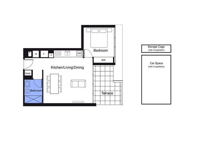 507/92 Albert Street, Brunswick East 3057, VIC Apartment Photo
