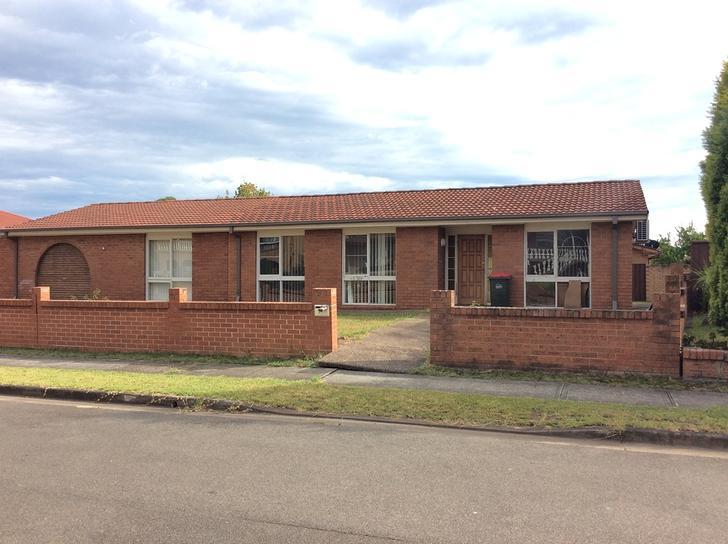 1 Thackeray Close, Wetherill Park 2164, NSW House Photo