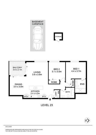 2303/1 Boys Avenue, Blacktown 2148, NSW Apartment Photo