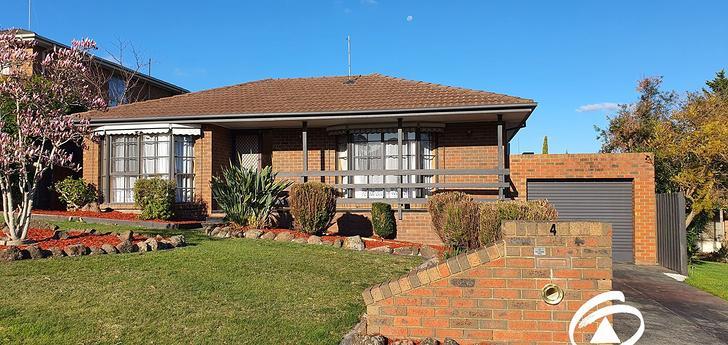 4 Astran Court, Endeavour Hills 3802, VIC House Photo