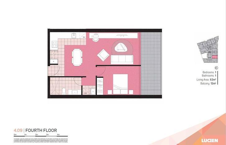 409/88 La Scala Avenue, Maribyrnong 3032, VIC Apartment Photo