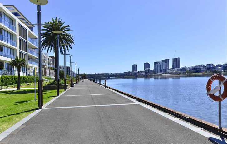 212/18 Marine Parade, Wentworth Point 2127, NSW Apartment Photo