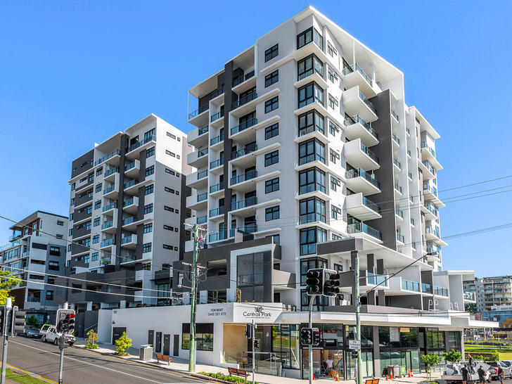 156/181 Clarence Road, Indooroopilly 4068, QLD Apartment Photo