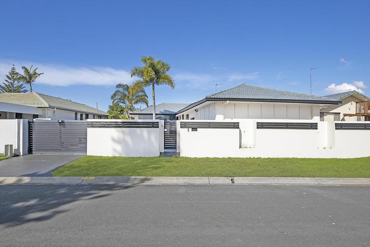 5 Reef Court, Mermaid Waters 4218, QLD House Photo