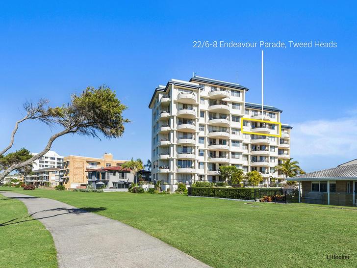 22/6-8 Endeavour Parade, Tweed Heads 2485, NSW Apartment Photo