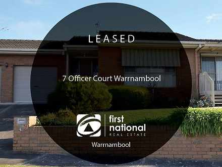 7 Officer Court, Warrnambool 3280, VIC House Photo
