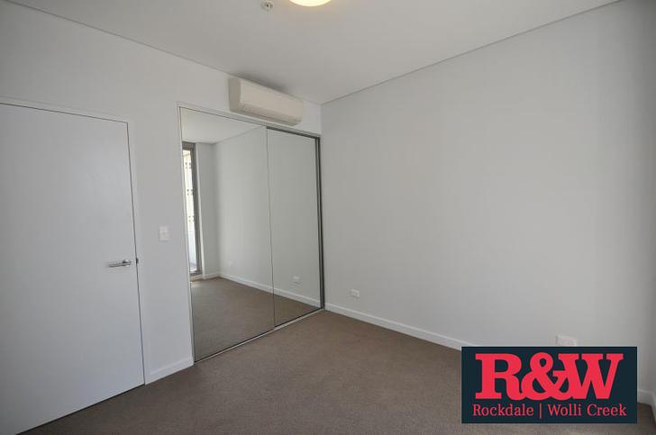 1207/1 Brodie Spark Drive, Wolli Creek 2205, NSW Apartment Photo