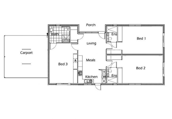 ROOMS 1 /21B Lorikeet Court, Leopold 3224, VIC House Photo