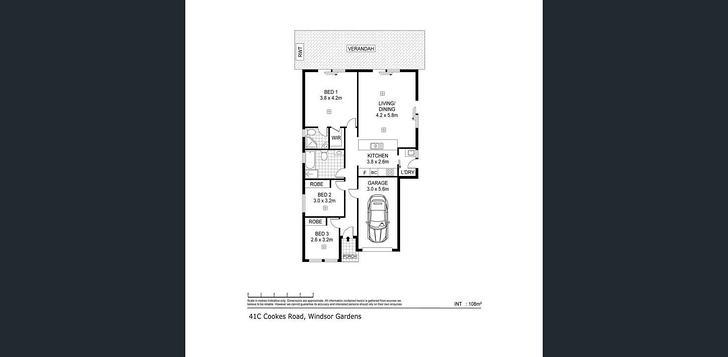 41C Cookes Road, Windsor Gardens 5087, SA House Photo