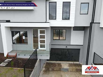2A/155 Waiora Road, Heidelberg Heights 3081, VIC Townhouse Photo