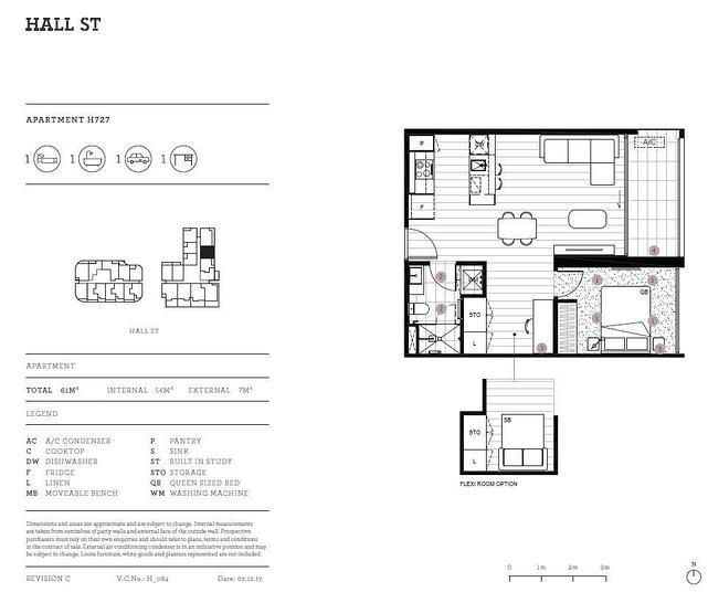 627/40 Hall Street, Moonee Ponds 3039, VIC Apartment Photo