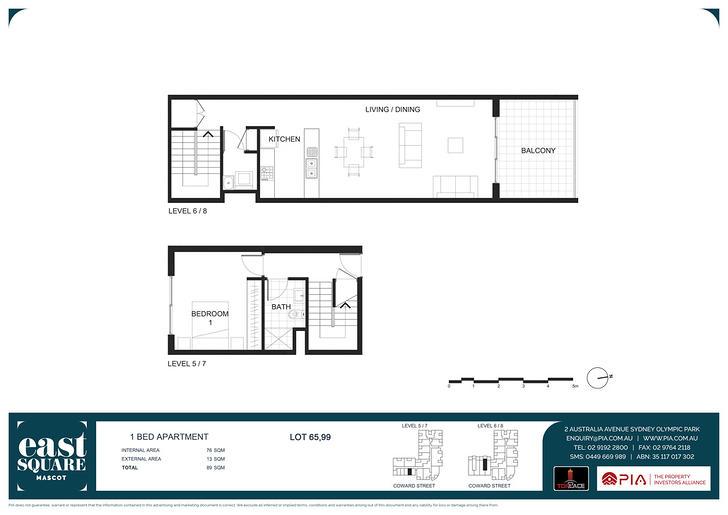 704/260 Coward Street, Mascot 2020, NSW Apartment Photo