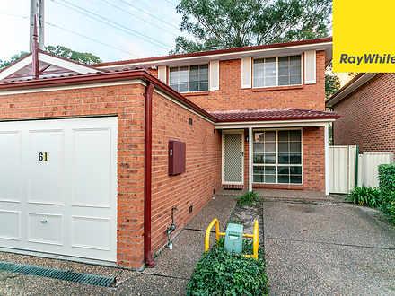 61/130 Reservoir Road, Blacktown 2148, NSW Townhouse Photo