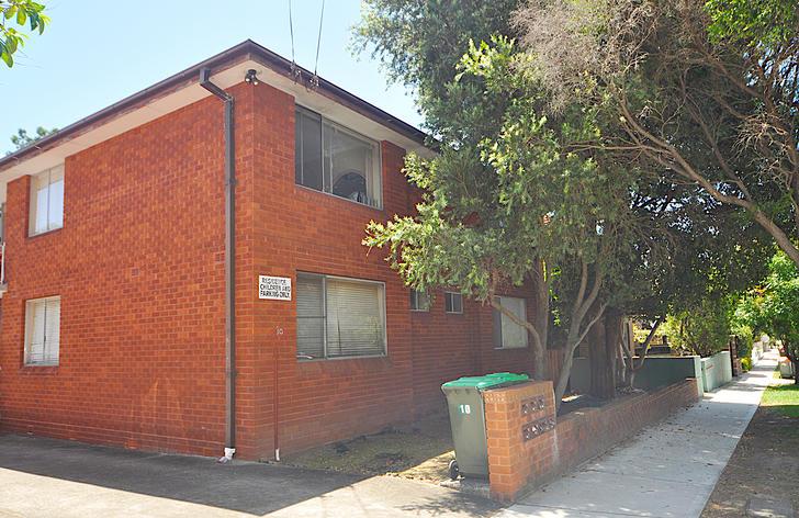 6/10 George Street, Marrickville 2204, NSW Unit Photo